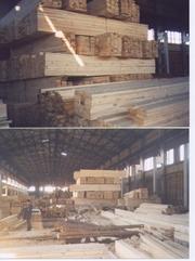 Продажи леса и пиломатериала